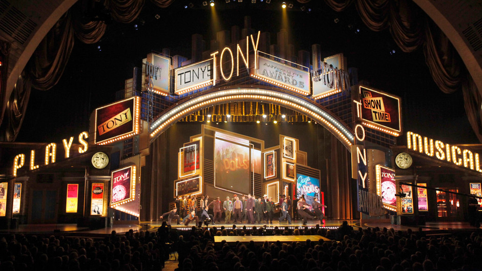 MONOLODGE GOES TO THE TONYS! (WELL SORT OF)