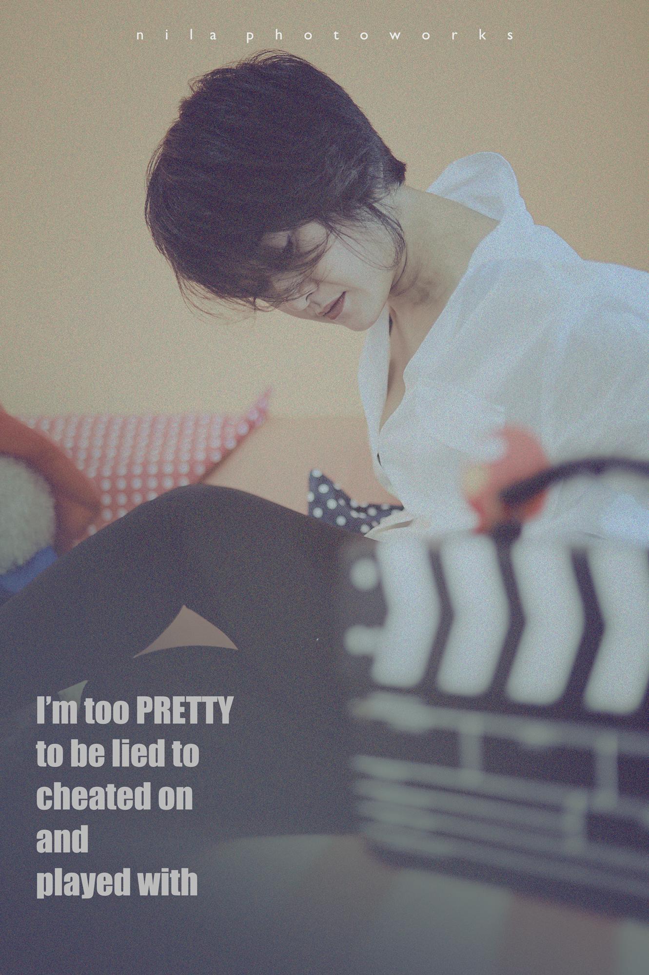 I'm Too Pretty