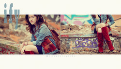 ify with her style