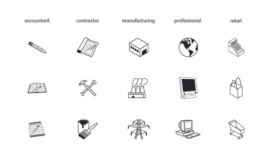 Intuit check icons