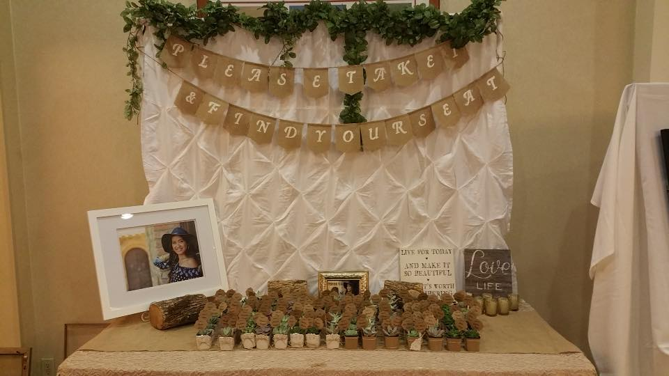 18th Birthday w/ Rustic Theme
