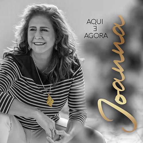 CD JOANNA - AQUI E AGORA