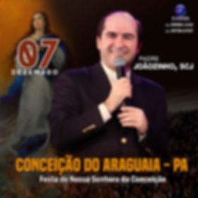 BANNER Pe.JOÃOZINHO CONCEIÇÃO DO ARAGUAI
