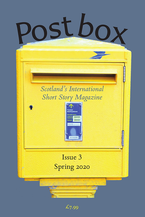 Issue 3 | Spring 2020 | Postbox Magazine