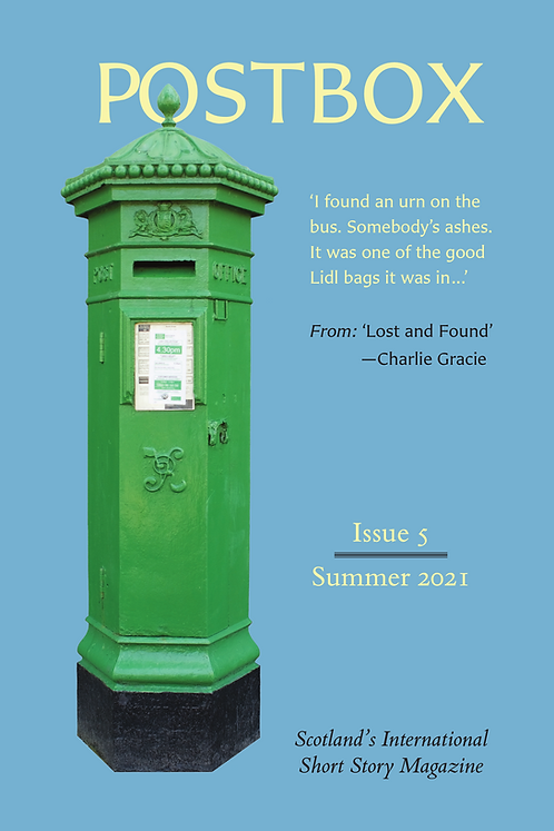 Postbox Magazine | Summer 2021 | Issue 5