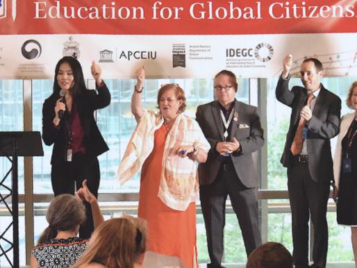 Celebrating Education Towards a Peaceful and Prosperous World
