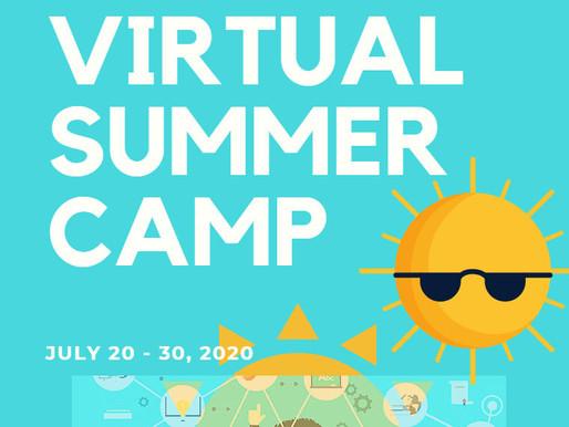 IVECA's Global Virtual Summer Camp