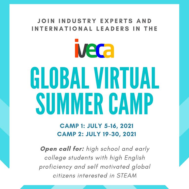 [Teachers & Mentors] - IVECA Global Virtual Summer Camp - Apply now!