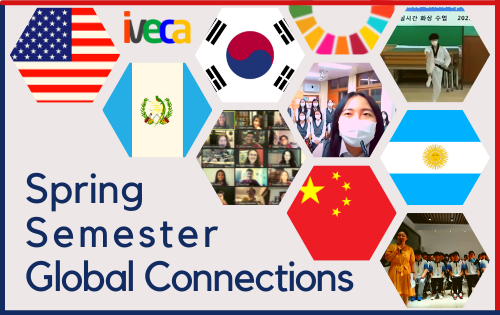 IVECA's Spring Semester Celebrated Global Connections