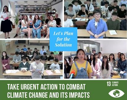 Students Unite Against Climate Change