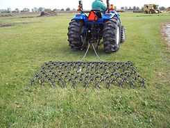 Standard Drag Harrow thatching