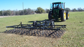 Year Round Harrow Guide for Pasture Maintenance