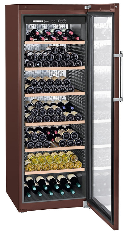 Liebherr WKt 5552 Weinschrank Flaschen 253