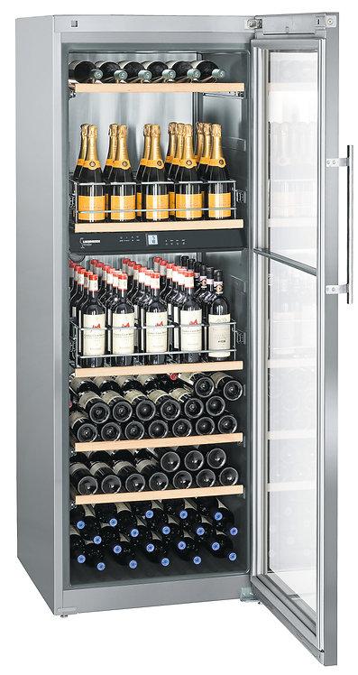 Liebherr WTes 5972 Temperierschrank Flaschen 211