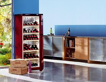 Classik Weinschrank Liebherr WK