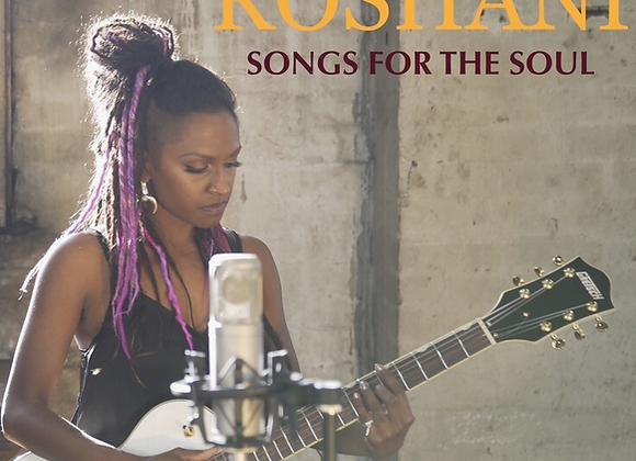 Songs For The Soul - Signed By ROSHANI