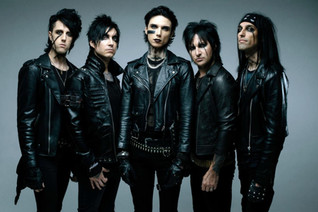 Black Veil Brides Re-Stitch These Wounds Live at Whiskey A Go Go