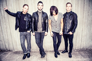 Sleeping With Sirens release dates to play Warped Tour '14!