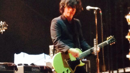 Billie Joe joins the Replacements at Shaky Knees Festival