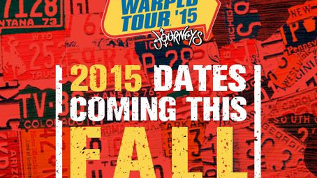 Warped Tour '15 Dates Will Be Announced This Fall