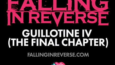 Falling in Reverse Releases New Album Release Date and New Single