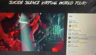 Suicide Silence Virtual Tour Atlanta Review