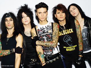 Special Announcements for Black Veil Brides' Fans