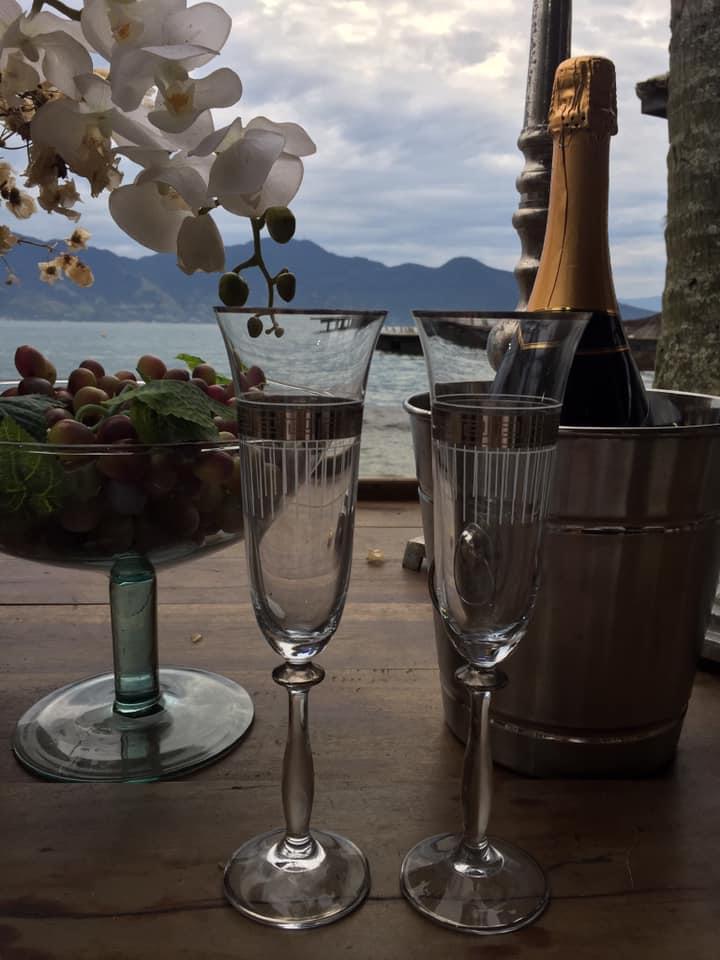 champanhe praia cad