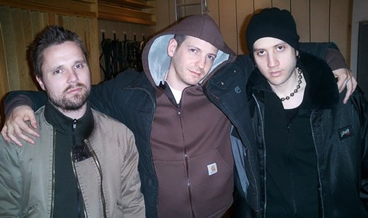 Max Martin, Dr Luke, & Wolf