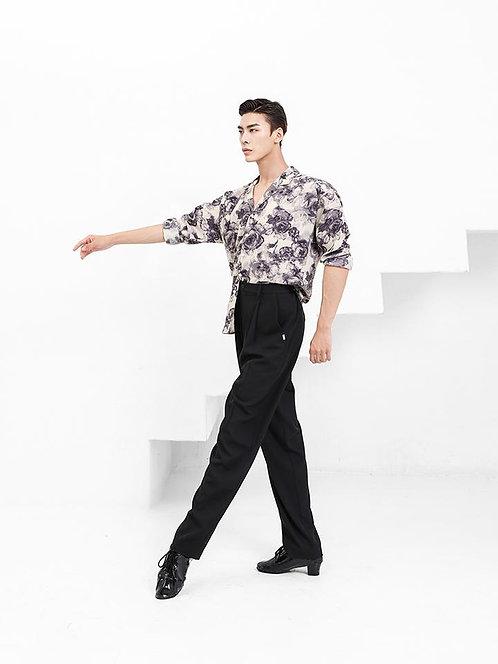 「Wide Trousers 」ZYM製ラテンパンツ【ZYMN013】
