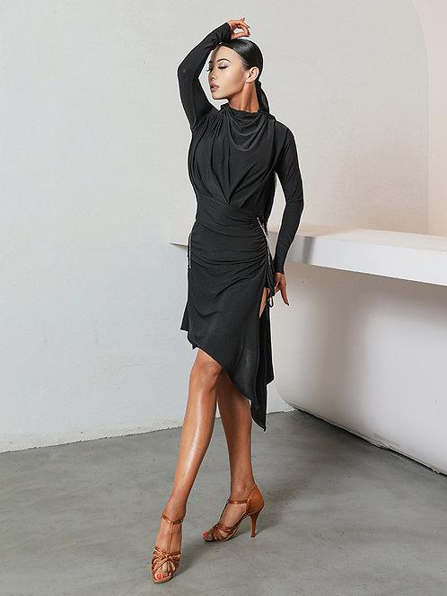 「Diamante Open Back Dress」ワンピース【ZYM2066】