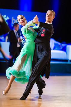 Vasily Kirin and Ekaterina Prozorova