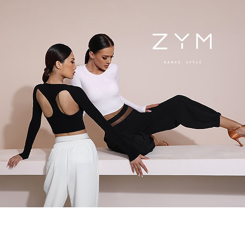 「Sport Dancer 」トップス【ZYM2056】