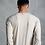 Thumbnail: セール品「Easy Look Deep V Shirt」ZYM製ラテンシャツ【 MS19601】