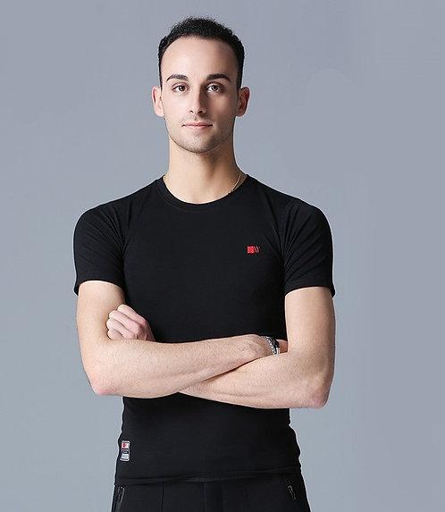 NY製ダンス用ストレッチTシャツ(半袖)【NY 16604】