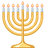 menorah-with-nine-branches_1f54e.png