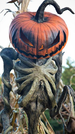 Scarecrow Stare