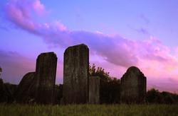Cemetery-henge Sunset