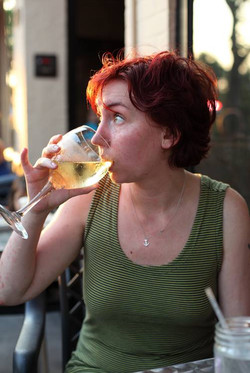 Drinking the Sunshine