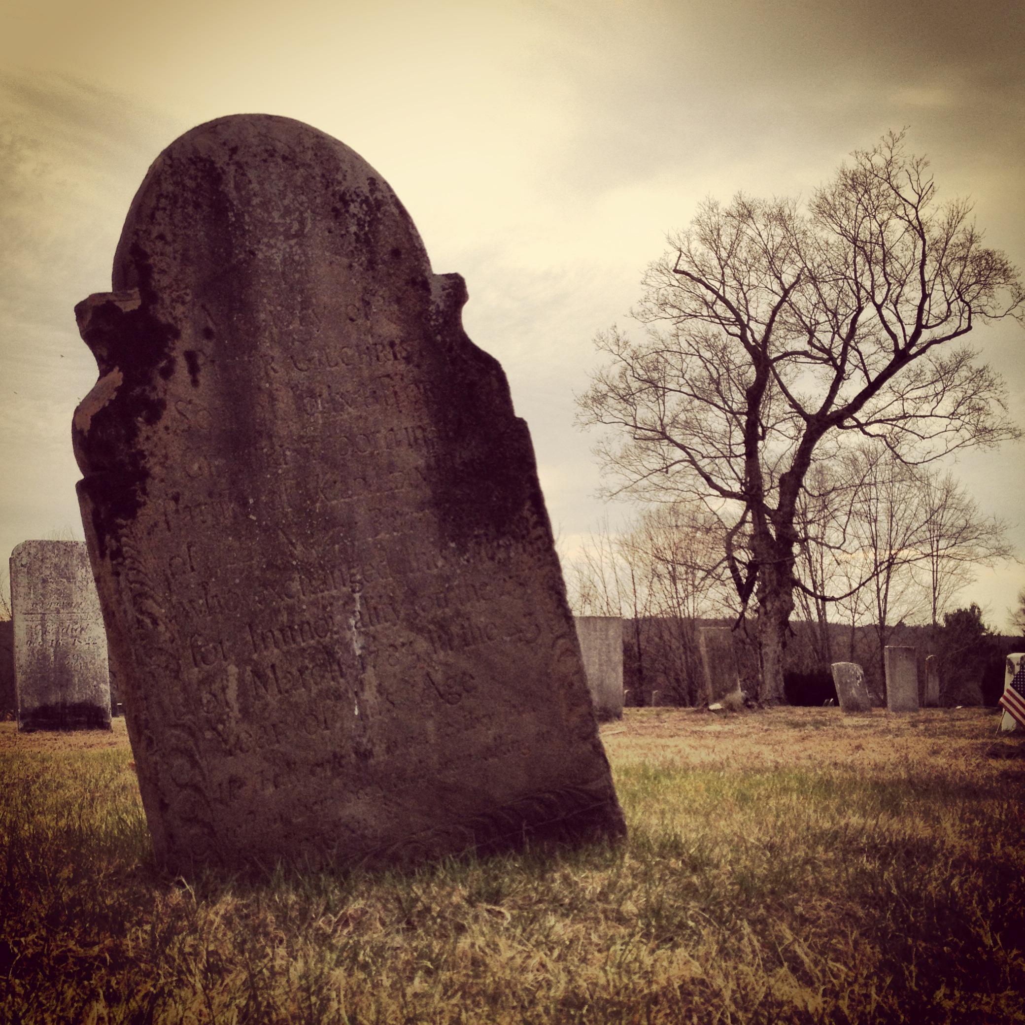 Sepia Tombstone