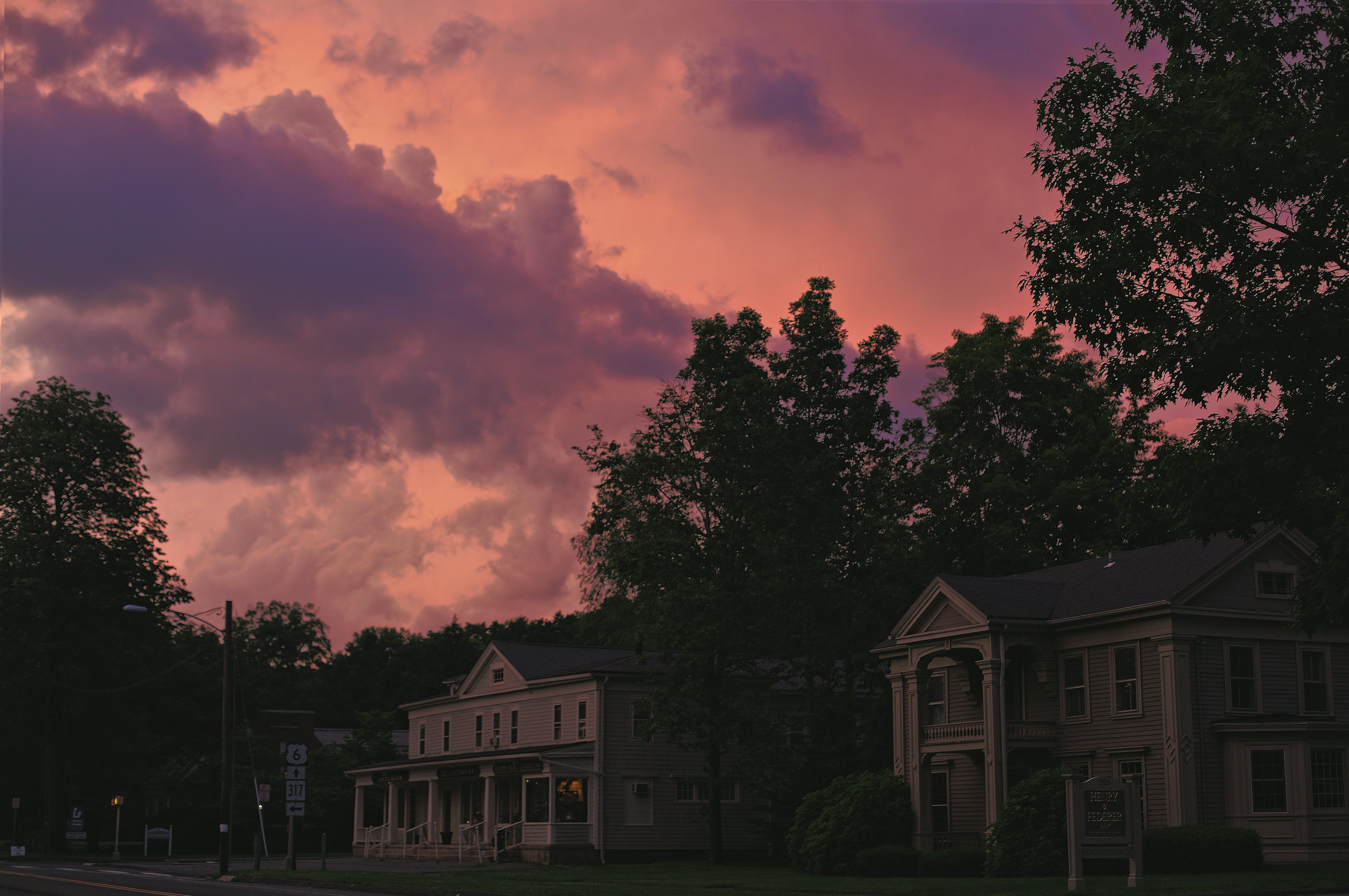 Woodbury Storm