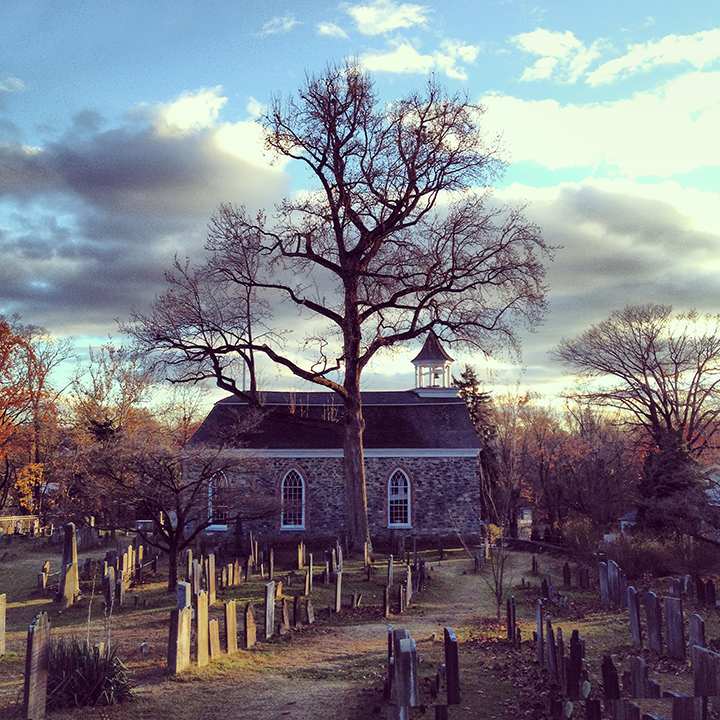 The Old Dutch Church, Sleepy Hollow, NY