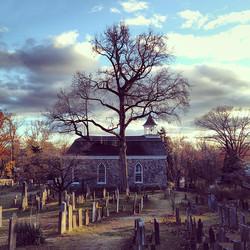 The Old Dutch Church, Sleepy Hollow, NY