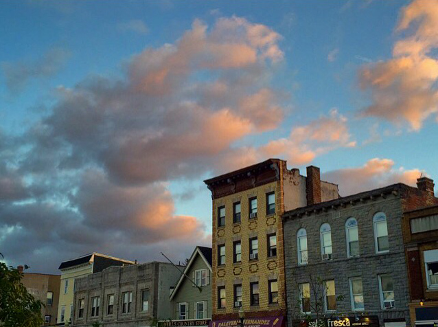 Mamaroneck Avenue Facades