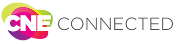 CNE Spotlight Logo with the word Connected next to it.