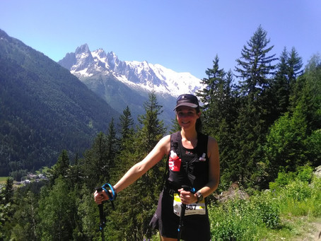 Le cross du Mont Blanc, I did it !