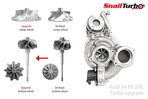 Snail Audi S4 B9 500hp+ turbo