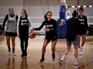 La basquetbolista Juli Sexe dejo sus sensaciones luego de su paso por la Selección Argentina