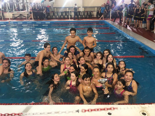 Natación |  Banco sigue nadando entre Copas