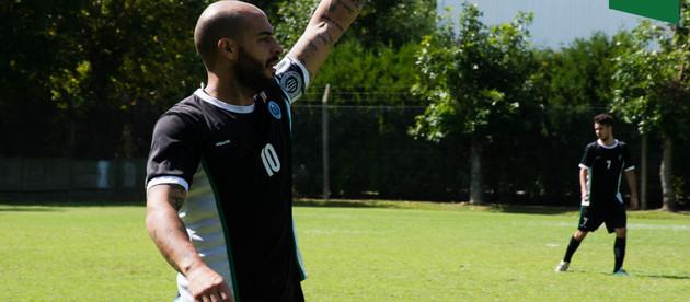 Fútbol Mayores | Banco volvió con saldo positivo de Pilar